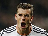 Hear me roar: Bale was simply too much for Sevilla to handle