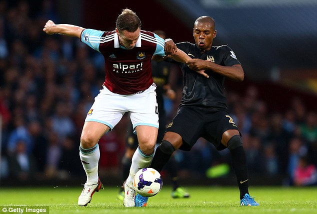 Something needs to be done: Fernandinho insists action needs to be taken to end racism in the game