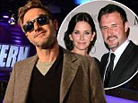 David Arquette reveals Courteney Cox and Brian Van Holt split and she already has a new beau in drunken, rambling Howard Stern interview