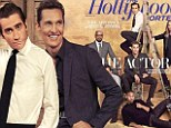 Matthew McConaughey hints he turned down $15m to play Magnum PI and Jake Gyllenhaal reveals he botched his Lord Of The Rings audition