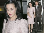'We just wrote letters!' Katy Perry reveals she had a 'long courtship' with John Mayer before going public with their romance