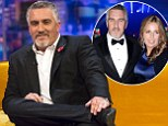 Paul Hollywood appears on The Jonathan Ross Show on Saturday night