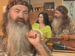 'It's because there was no Jesus': Duck Dynasty's Phil Robertson reveals reason for bad behaviour that almost wrecked his marriage