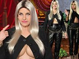 Ellen unveils her very revealing costume as Nicki Minaj from her recent guest appearance on