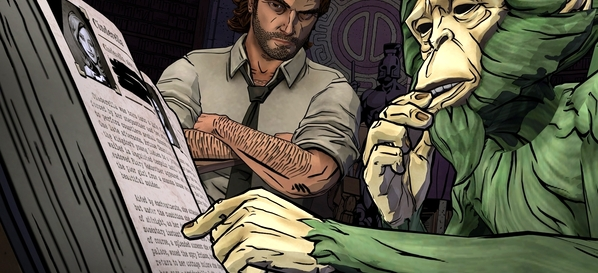 Recension: The Wolf Among Us