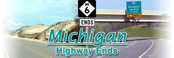 Michigan Highway Ends Gallery