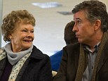 Top team: Judi Dench as Philomena and Steve Coogan as Martin Sixsmith come together in the true story about Philomena Lee and the son taken from her as an unmarried mother in Ireland