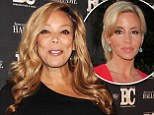 'It's very sketchy': Wendy Williams accuses Camille Grammer of lying about claims she was abused by her boyfriend
