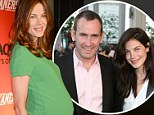 It's a boy! Actress Michelle Monaghan and husband Peter White welcome Tommy Francis to the family