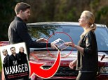 Photograph Peter Powell. 31-10-2013 EXCLUSIVE PHOTOGRAPHS. This is England and Liverpool captain Steven Gerrard with his wife Alex. With his first red car and a book on managers. Fee to be agreed before any usage.