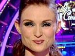 Sophie Ellis-Bextor on Strictly Come Dancing