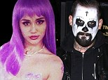 EXCLUSIVE: Miley Cyrus caught kissing Paris Hilton's ex Benji Madden at wild Halloween party