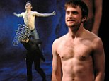 'It was f***ing painful!' Daniel Radcliffe admits to having his bottom waxed ahead of going nude in play Equus