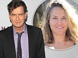 'She's as awful a parent as you can possibly draw up': Charlie Sheen slams ex-wife Brooke Mueller on eve of her first unsupervised visit with twins