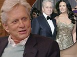 Michael Douglas reveals he went trick-or-treating with Catherine Zeta-Jones on Halloween amid rumours of reconciliation