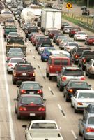Chronic Stress, Fight or Flight sitting in traffic