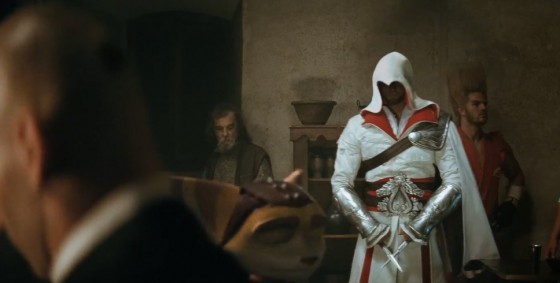 PlayStation Michael Commercial  Ezio Assassin's Creed