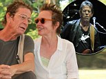 'He died looking at the trees': Lou Reed's wife reveals in touching letter to neighbours that he passed away at home doing Tai Chi