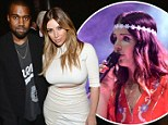 Lana Del Rey 'politely turned down' Kanye West's request to sing at lavish Kim Kardashian proposal