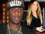 Kardashian heartbreak: Day after Lamar Odom is seen 'wasted on tequila and champagne at club' Khloe posts message about 'letting go'