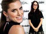 Allison Williams and Audrey gelman
