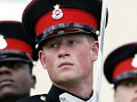 Exclusive: The News of the World ran a story claiming Prince Harry asked for help with coursework while at Sandhurst, pictured, which was 'based entirely on a voicemail', the court heard today