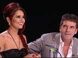 Making up: After months of not talking, Cheryl and Cowell are said to be back on good terms