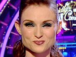 Sophie Ellis-Bextor on Strictly Come Dancing