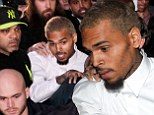 'I have anger issues!' Chris Brown admits he has a 'big problem' as his probation may be revoked after assault arrest