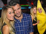 'Best place to turn 21!' Lauren Conrad gets playful in bunny ears at her brother's Vegas birthday bash with fiance William Tell
