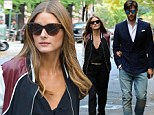 The look of love! Olivia Palermo and boyfriend Johannes Huebl are stylishly in sync during romantic dinner out