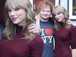 Ed and Taylor