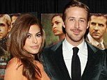 Crazy, Stupid, Love: Ryan Gosling and Eva Mendes spark rumours they're on the brink of splitting as jealousy issues tear them apart