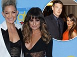 'I'll never be able to thank her for what she did...' Lea Michele reveals it was Glee co-star Kate Hudson who helped her through after Cory Monteith died