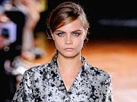 Cara, who cavorted with Justin Bieber after last year's show, will play Amanda Knox's sister in a new movie