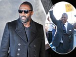 Idris Elba rushed to hospital after suffering asthma attack on plane bound for South Africa ahead of Mandela premiere