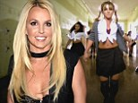 Pop icon: The music of Britney Spears, shown in September in Las Vegas, will be used in a new musical to tell the story of the life and death of Jesus Christ