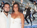 Calling in the boys! Chris Kirkpatrick enlists his 'N Sync bandmates as groomsmen for his nuptials to Karly Skladany
