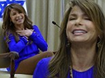 Paula Abdul connects to her Jewish roots on tourist trip to Israel