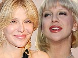 'I got a facelift at 35': Courtney Love reveals she took the advice of Goldie Hawn in the '90s and went under the knife