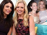 'She was underage so I snuck her in the back door': Melissa Joan Hart admits she took Britney Spears to her first club 10 years ago... and left her there