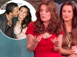 'We are 1000% stronger than ever': Kyle Richards clears up rumours spread by Housewives co-star Lisa Vanderpump that her marriage was rocky
