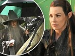 The making of Middle-earth: Hobbit fans treated to a sneak peek behind the scenes of The Desolation of Smaug