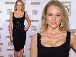 Shining like a diamond! Singer Jewel flaunts her curves at ASCAP Country Music Awards