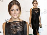 She Aced it! Fashion darling Olivia Palermo hits it out of the park in her '50s-style flapper dress at 17th Annual ACE Awards