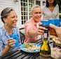 Time to make a lifestyle change? A new study has found women on a Mediterranean diet are 40% more likely to live past 70