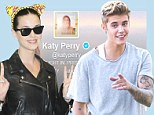 Katy Perry roars past Justin Bieber to become most followed person on Twitter