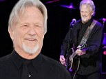 'I'm losing my memory:' Kris Kristofferson, 77, reveals he can recall his songs lyrics but not much else in heart-breaking confession