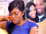 Porsha Stewart suggests estranged husband Kordell might be gay as she opens up about split on Real Housewives Of Atlanta