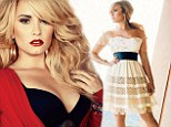 'I want to have babies early!': Demi Lovato on her desire to be a mom as she stuns in glamorous photo shoot